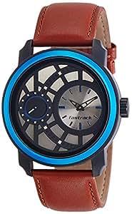 Fastrack Analog Grey Dial Men's Watch-NK3147KL01