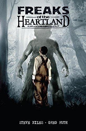 Freaks of the Heartland by Steve Niles (2005-07-19)