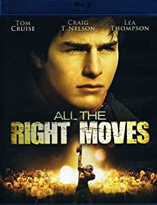 All The Right Moves [Blu-Ray] [Import Italien]: Amazon.fr