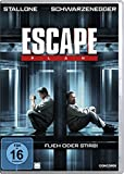 Escape Plan - Flieh oder stirb! [DVD] (2014) Sylvester Stallone; Arnold Schwa...