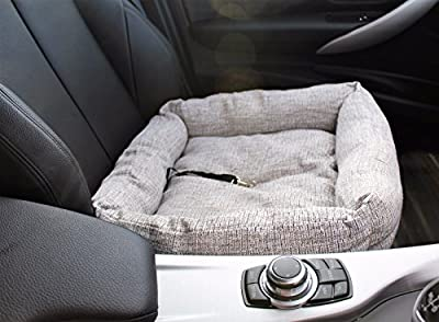 Home and Garden Products TRAVEL PET DOG PUPPY CAR SEAT BED COMFORT TRAVEL CUSHION BASKET CHAIR PROTECTOR MaxiPet by Home and Garden Products Ltd