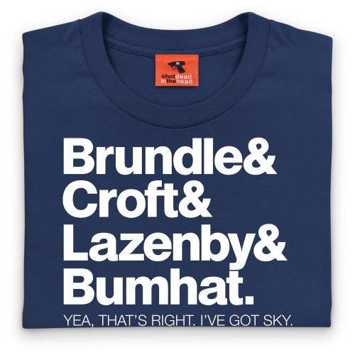 Sniff Petrol SkyF1 T-Shirt, Herren Dunkelblau