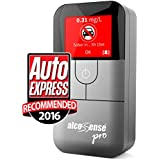 "AlcoSense Pro Fuel Cell Breathalyser / Breathalyzer & Alcohol Tester - Sunday Times - Rating: 5 STARS ""Impressively Accurate"""