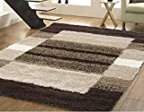 #9: Brand New Hand loom Modern 5D shaggy rugs and carpets for living room, hall