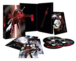 Devil May Cry [3 DVDs] [Limited Collector's Edition]
