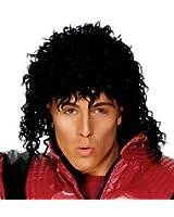 Smiffys Michael Jackson Wig Variation Parent