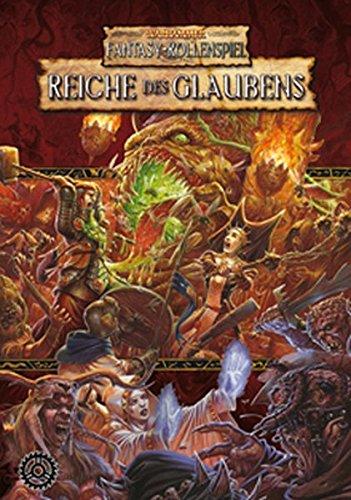 Warhammer Fantasy Rollenspiel - Reiche des Glaubens
