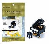 Nanoblock: Mini Music Assortment: Grand Piano
