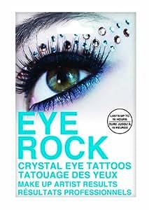 Eye Rock Glisten Strass pour les yeux