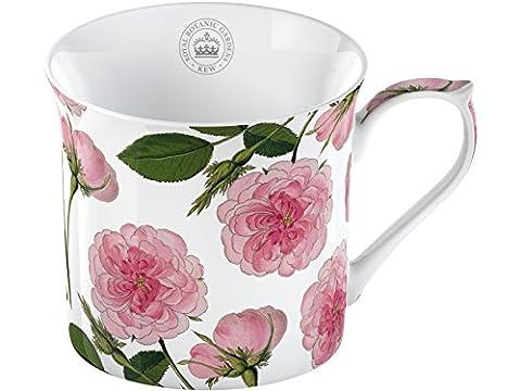 Creative Tops Royal Botanic Gardens Kew Pink Chintz Fine Bone China Palace Mug