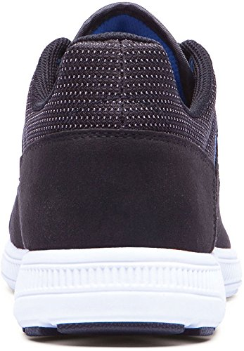 SupraOwen - Sneaker Uomo (Black / blue - white)