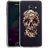Samsung Galaxy A3 (2016) Housse Étui Protection Coque Crâne Tête de mort Crâne