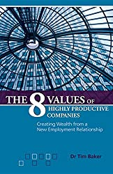 The 8 Values of Highly Productive Companies: Creating Wealth from a New Employment Relationship