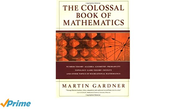 Buy the colossal book of mathematics classic puzzles paradoxes buy the colossal book of mathematics classic puzzles paradoxes problems book online at low prices in india the colossal book of mathematics classic fandeluxe Gallery