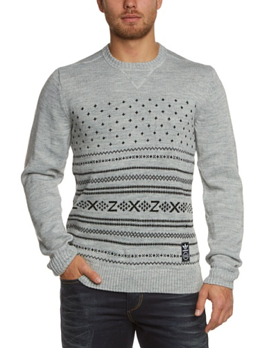 adidas-herren-pullover-zx-knit-crew-medium-grey-heather-xs-g84466