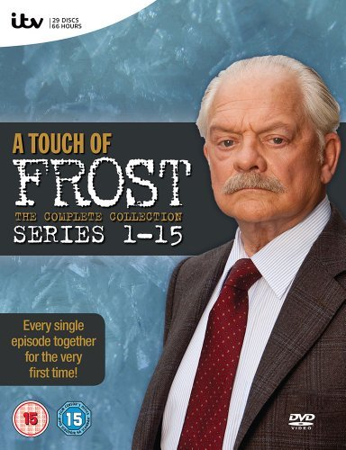 A Touch of Frost - Complete Seri...