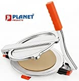 #10: Planet High Grade Stainless Steel Puri Press/Papad Maker