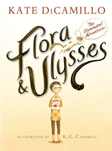 Flora & Ulysses por Kate DiCamillo