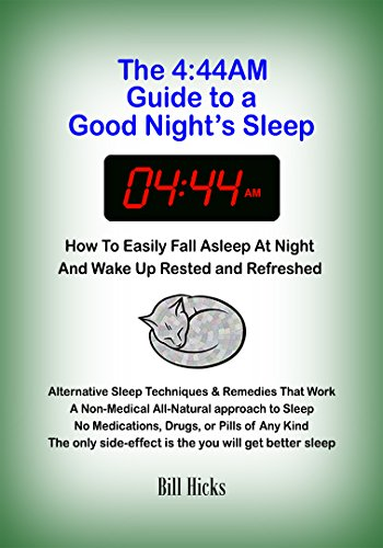 The 4:44AM Guide to a Good Night's Sleep: How To Easily Fall Asleep At Night For The Rest Of Your Life (English Edition) Alkaline-fall