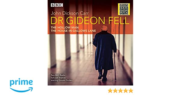 Dr Gideon Fell: Collected Cases: Classic Radio Crime: Amazon co uk