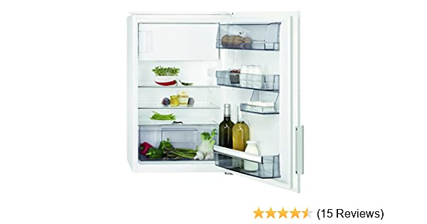 Aeg Kühlschrank Läuft Immer : Aeg sfb ae kühlschrank integrierbar weiß a amazon