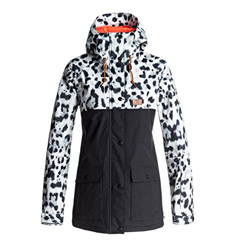 DC Shoes Cruiser - Snow Jacket for Women - Snow Jacke - Frauen - S - Weiss