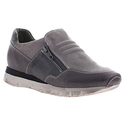 OTBT Sewell Cuir Baskets Grey
