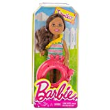 Barbie Tamika w/ Crab Inner Tube Chelsea & Friends Pool Collection 5.25