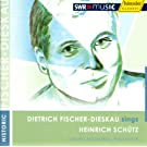 Schutz, H.: Vocal Music (1953-1959)