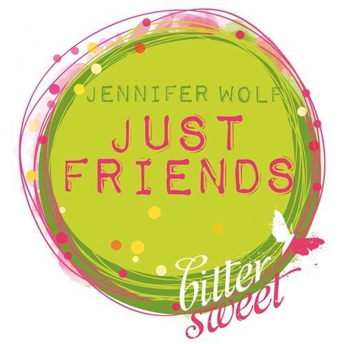 Buchseite und Rezensionen zu 'Just Friends' von Jennifer Wolf