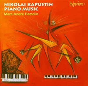 Kapustin: Piano Music, Vol. 2
