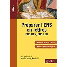 Préparer l'ENS en lettres : ENS Ulm, ENS LSH (Impulsion)