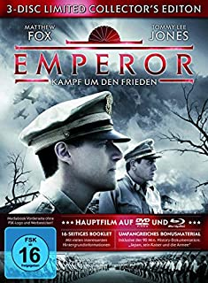 Emperor - Kampf um den Frieden - Mediabook [Blu-ray + 2 DVDs] [Limited Collector's Edition] [Limited Edition]