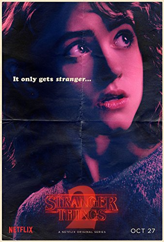 Stranger Things Nancy Poster 70x45