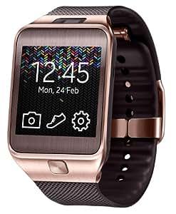 Samsung Gear 2 Smartwatch - Gold/Braun