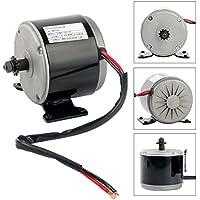 yaetek 24V DC motor eléctrico de imán permanente generador DIY para PMA de turbina de viento 300W