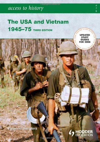 Access to History: The USA and Vietnam 1945-75 3rd Edition by Sanders, Vivienne (April 27, 2007) Paperback