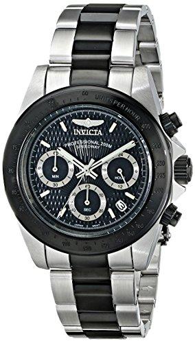 Invicta 6934 - Reloj para hombre color negro / plata