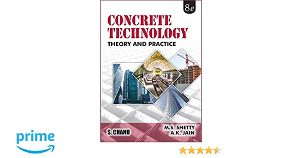 Buy Concrete Technology: Theory and Practice Book Online at Low