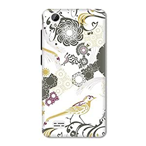 OVERSHADOW DESIGNER PRINTED BACK CASE for VIVO Y31