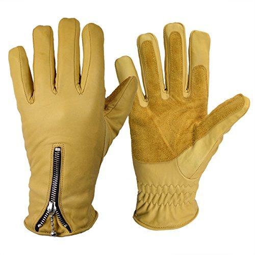 vello-di-pelle-goldtop-abbronzatura-foderato-guanti-con-cerniera-lampo-cruiser-moto-l-85-