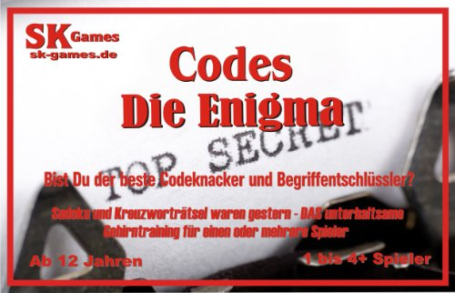 Codes - Die Enigma (An Imitation Game)