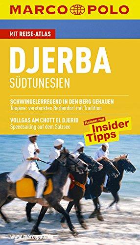 Preisvergleich Produktbild MARCO POLO Reiseführer Djerba, Südtunesien