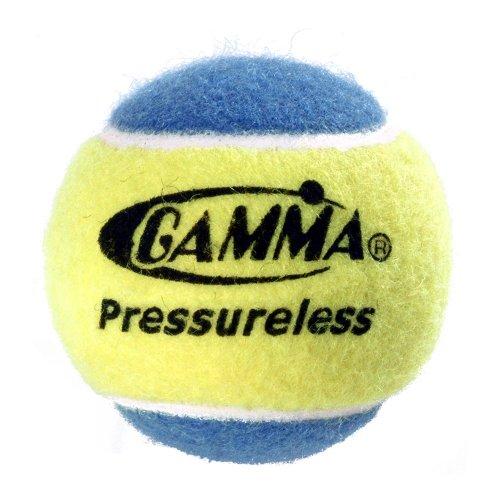 Gamma - Pelotas de Práctica sin Presión (Amarillo/Azul)