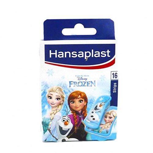 HANSAPLAST Junior Frozen Strips 16 St Pflaster