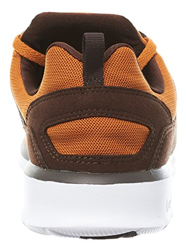 DC Heathrow M Herren Sneakers WHEAT/DK CHOCOLATE