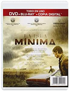 Marshland ( La isla mínima ) (+ Digital Copy) (Blu-Ray & DVD Combo) [ Origine Espagnole, Sans Langue Francaise ] (Blu-Ray)