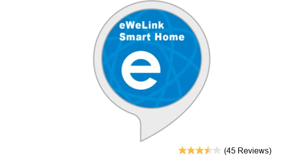 eWeLink Smart Home: Amazon in: Alexa Skills