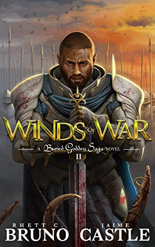 Winds of War: (Buried Goddess Saga Book 2) (English Edition)