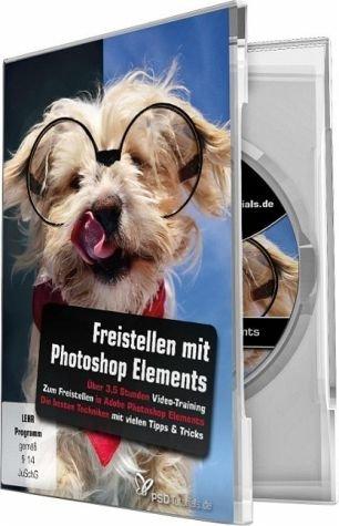 Freistellen mit Photoshop Elements (Win+Mac+Tablet)